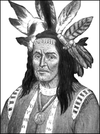 Cornstalk - Shawnee Chief
