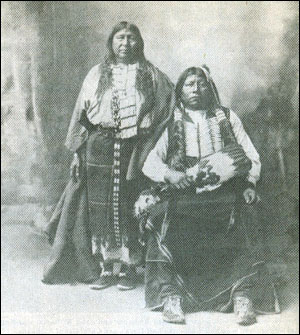 Tonkawa-Chief